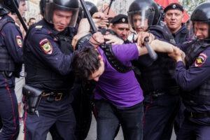 Donne, libertà di espressione e violenze in Russia- vecchi e nuovi casi