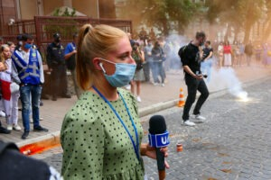 Ucraina, non è (ancora) un paese per giornalisti