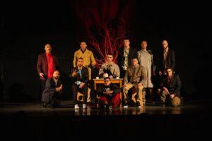 La Compagnia Rumore D'Ali Teatro della casa di reclusione di Vigevano