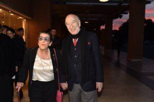 Giuliano Montaldo: lunedì prossimo 90 anni e 60 con Vera Pescarolo