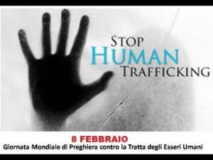 """""""Non corpi, ma persone"""". 8 febbraio, Giornata mondiale contro la tratta"""