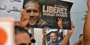 Algeria, il giornalista Khaled Drareni torna in libertà