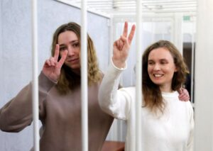Bielorussia, condannate le due giornaliste che hanno filmato una manifestazione antigovernativa