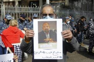Orrendo crimine contro la libertà di pensiero perpetrato da Hezbollah