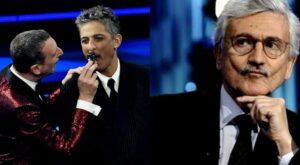 """Sanremo 2021: Fiorello si """"dimette"""" da D'Alema"""