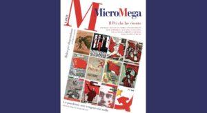 Da oggi MicroMega torna in edicola