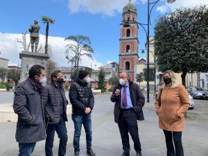 Il diritto ad essere informati riparte da Arzano, la città assediata dai clan. Fnsi e Sugc incontrano Rubio e Bianco