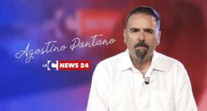 Giornalista dell'emittente calabrese La C news identificato dalla polizia. Voleva fare domande al Generale Fugliuolo