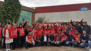 Turchia. Gli operai Bialetti sono in sciopero