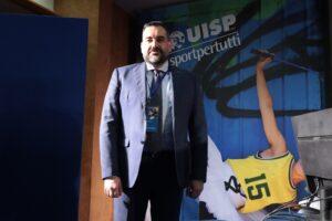 """Tiziano Pesce, nuovo presidente nazionale Uisp: """"Lo sport sociale sia motore di ripresa e fiducia nel futuro"""""""