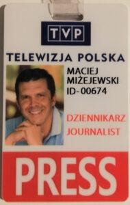 Si aggrava il caso del giornalista polacco Maciej Miżejewski