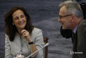 L'italiana Alessandra Galloni prima direttrice della Reuters in 170 anni