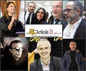 """""""Un'ora con…"""" Articolo 21 Puglia, sabato 24 aprile 2021 alle 18"""