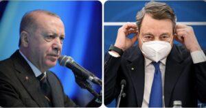 Erdogan, Draghi e la dignità perduta per cui non bastano le parole