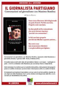 Il giornalista partigiano. Un libro da leggere e far leggere a tutti