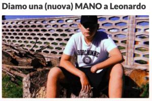 Dai botti di capodanno alla protesi robotica: come il crowdfunding ha dato una (nuova) mano a Leonardo