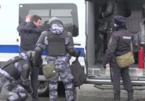 Ancora giornalisti arrestati in Russia per il caso Navalny