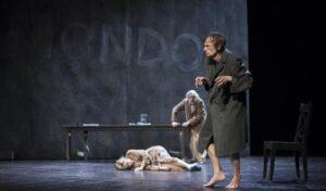'La metamorfosi' di Kafka inaugura la riapertura al Teatro Argentina