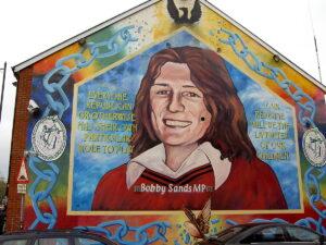 Bobby Sands, il sacrificio straziante