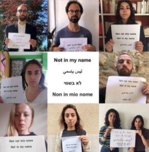 Medio Oriente: basta con l'impunità di Israele