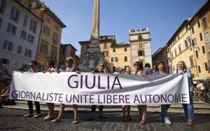 3 maggio, iniziativa GiULiA Giornaliste su informazione al femminile e libertà di stampa condizionata
