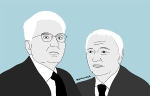 «Ho chiesto al presidente Mattarella di ricandidarsi, serve il bis»