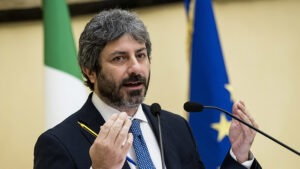 """Il Presidente della Camera, Roberto Fico, ricorda Andrea Rocchelli """"e tutti i giornalisti che lottano per la libertà di stampa"""""""