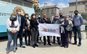 """""""Scorta mediatica"""" alla famiglia di Mario Paciolla per avere verità e giustizia"""