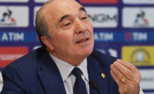 Il Presidente della Fiorentina offende i giornalisti. Dura condanna degli organismi di rappresentanza