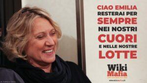 Scomparsa Emilia Cestelli, moglie di Nando Dalla Chiesa