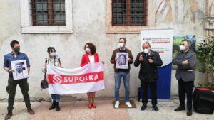Trento città che accoglie la libertà di stampa, di pensiero, e ricorda i giornalisti in carcere