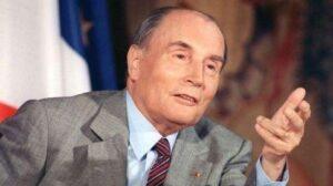 François Mitterrand, l'ultimo monarca repubblicano