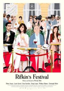 Rifkin's Festival, al cinema un Allen in grande stile