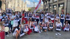 Bielorussia. Tante le manifestazioni in Italia a sostegno dei prigionieri politici. Il 3 giugno a Roma