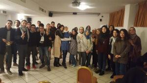 La nuova realtà dei giovani palestinesi in italia
