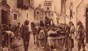 I grandi eventi epidemico-pandemici nella storia. Il caso della peste. Conferenza del dottor Gianni Gentilini
