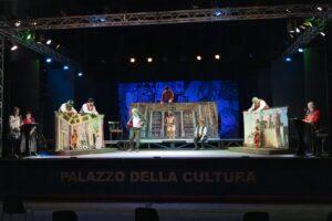 Pupi siamo. 'L'ultimo degli Alagona' al Teatro Stabile di Catania