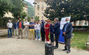 A Bolzano in piazza per difendere il lavoro dei giornalisti. A Trento la sentenza condanna l'editore Ebner