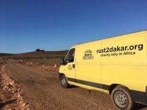 Si riaccendono i motori della solidarietà con i team della Rust2Dakar, la charity rally tutta italiana