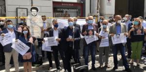 Libertà per Patrick, verità per Giulio: battaglie di libertà e dignità professionale