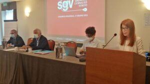 Sgv, eletto il nuovo direttivo, Monica Andolfatto confermata segretaria regionale