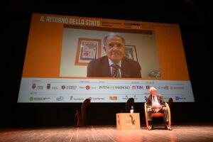 Romano Prodi e l'esperienza del futuro al Festival dell'Economia di Trento. 4 giugno 2021