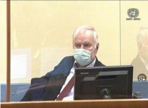 Ratko Mladić: confermato l'ergastolo
