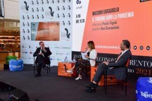 Il bilancio del Festival dell'Economia di Trento. Massimo Garavaglia e Paolo Figini. 5 giugno 2021