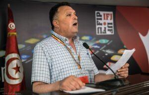 La Afp licenzia Nasser Abu Bakr, leader del sindacato dei giornalisti palestinesi. Ifj: «Va subito reintegrato»