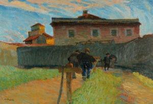 """""""Mario Puccini Van Gogh involontario'"""", il Museo della città di Livorno aggiunge un tassello importante alla storia della pittura"""