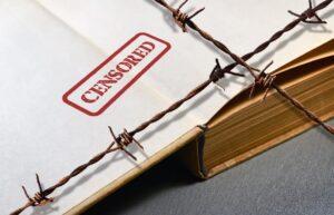 Esistono In Italia libertà d'espressione, forme di censura, o autocensura in letteratura?