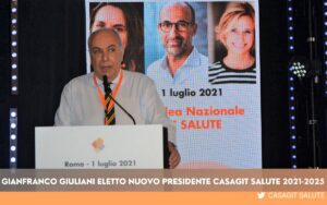 Casagit Salute, Gianfranco Giuliani nuovo presidente