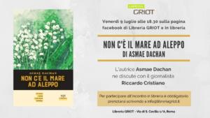 Ancona e Aleppo celebrate nel nuovo libro di poesie della giornalista e scrittrice italo-siriana Asmae Dachan