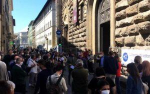Firenze, Fnsi e Ast al presidio dei lavoratori della Gkn